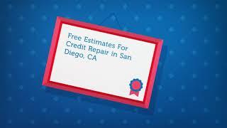 Credit Repair Company in San Diego, CA
