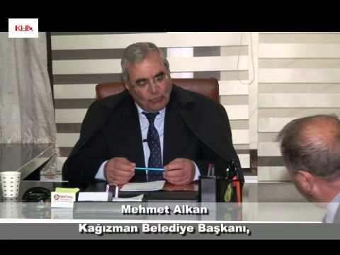BDP Kağızman Belediye Başkan'ı Mehmet Alkan Ile Söyleşi,