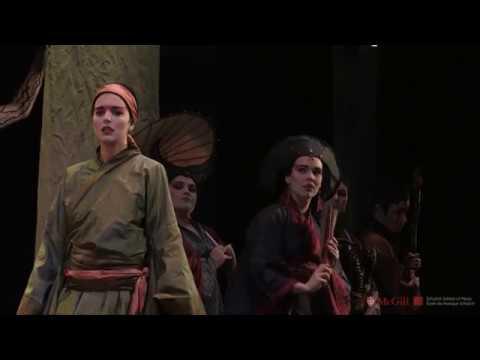 Handel: Alcina ; Opera McGill ; McGill Baroque Orchestra ; Knox ; Hansen.