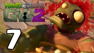 Plants Vs Zombies: Garden Warfare 2 Part 7 - ZOMBIE BOSS TORTURED! INSANE BOSS BATTLES!