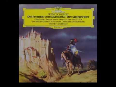Schubert - Der Spiegelritter D 11 (opera)
