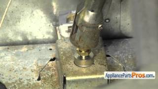 Range Oven Safety Valve (part #3203459) - How To Replace