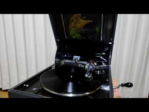 摩天楼 matenrou 佐藤千夜子 Chiyako Sato 鷲の蓄音機 Eagle phonograph