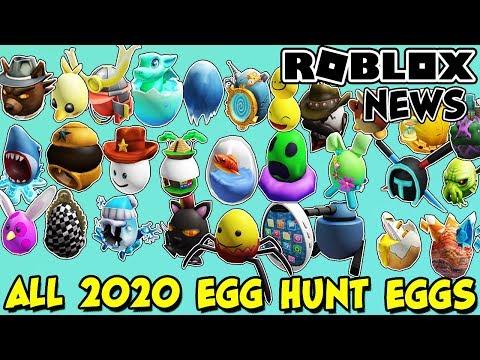 All Egg Hunt 2020 Eggs And Games Leaked Egg Hunt Revealed Youtube