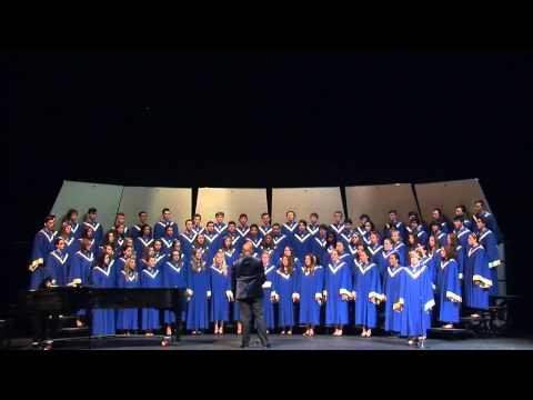 Hilliard Davidson Senior Choir 2015