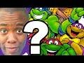 TEENAGE MUTANT NINJA TURTLES QUESTIONS : Black Nerd