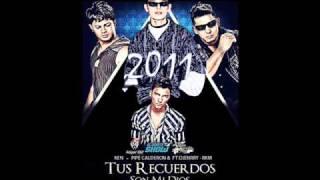 Pipe Calderon Ft. RKM & Ken Tus Recuerdos Son Mi Dios Live (Official Remix DJenrry)