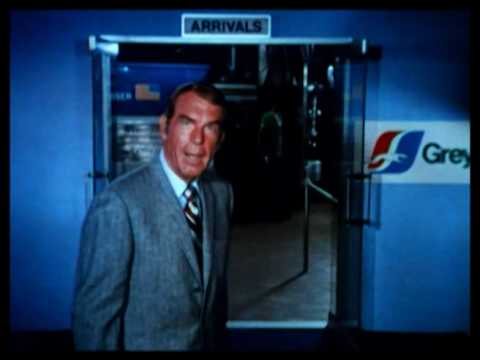 Fred MacMurray for Greyhound
