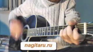 Душа  - Ани Лорак - Аккорды на гитаре, перебор, бой