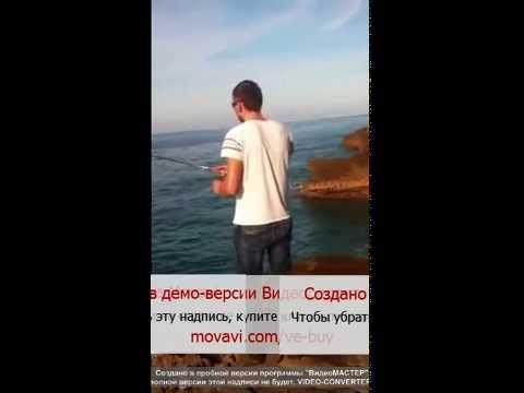 рыбалка в черногории с берега на спиннинг
