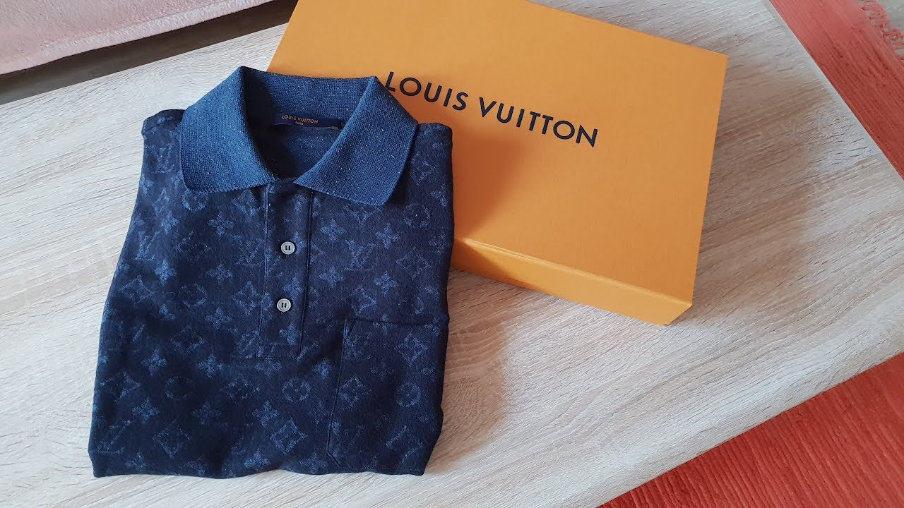 Louis Vuitton Monogram Polo Shirt Review 4k Youtube