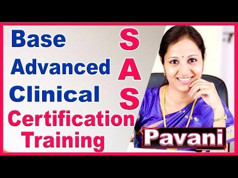 SAS Online Training Tutorials For Beginners By Pavani
