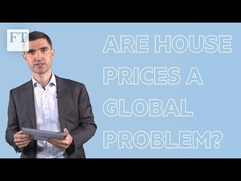 What can governments do about rising worldwide property prices?