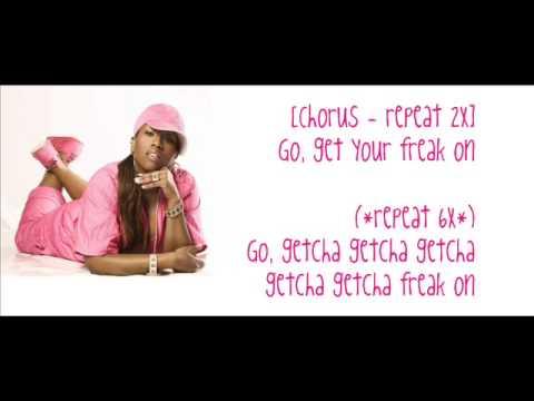 Missy Elliott - Get ur freak on (with...