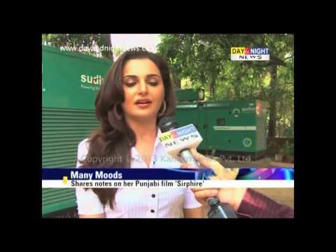Monica Bedi - Interview