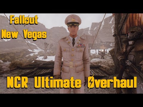 NCR Ultimate Overhaul by dragbody - Fallout New Vegas