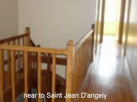 Property For Sale in the France: near to Saint Jean D'angely