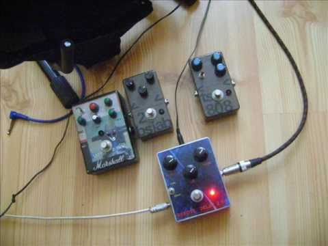guitar pedals GGG Tonepad