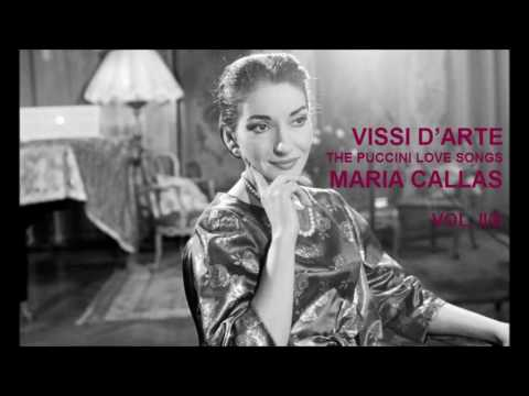 Maria Callas | Vissi D'arte: The Puccini Love Songs, Vol. II/II (Audio video)