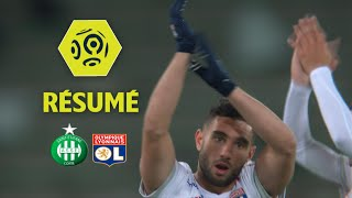 AS Saint-Etienne - Olympique Lyonnais (0-5)  - Résumé - (ASSE - OL) / 2017-18