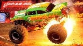 Monster Jam Top 5 Fires