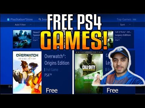 Get Free PS4 Games using your Smartphone!! FULL TUTORIAL HINDI..