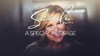 Sandi Patty - A Special Message