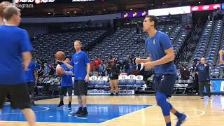 Was Dwight Powell's contract worth it?