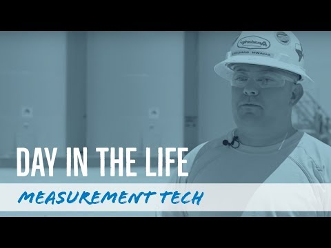 Anadarko: Day in the Life of a Measurement Tech