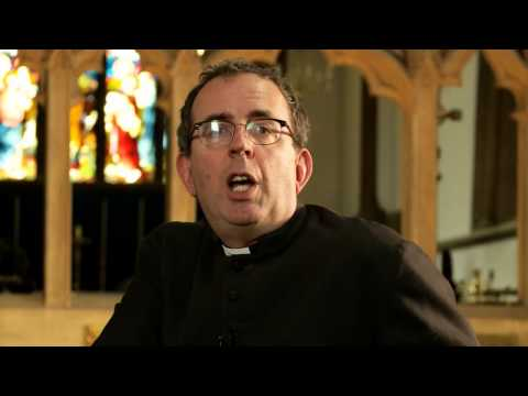 The Reverend Richard Coles on his new book Fathomless Riches