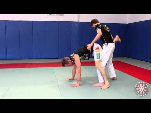 Jeff Glover's Donkey Guard Sweep from BJJLibrary.com
