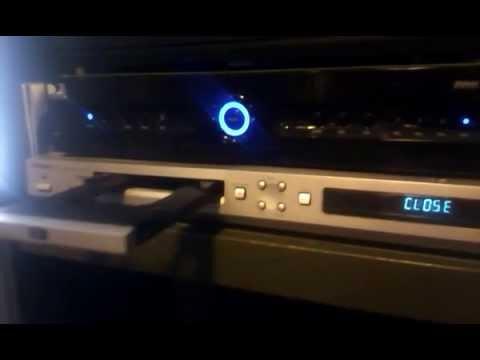 Downer Alert! My DVD Player Broke :/