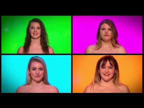 Chương trình Gameshow Hẹn hò khỏa thân tại Mỹ