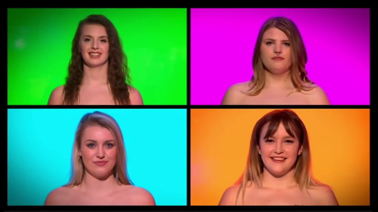 Chương trình Gameshow Hẹn hò khỏa thân tại Mỹ - Hấp dẫn gái đẹp #1