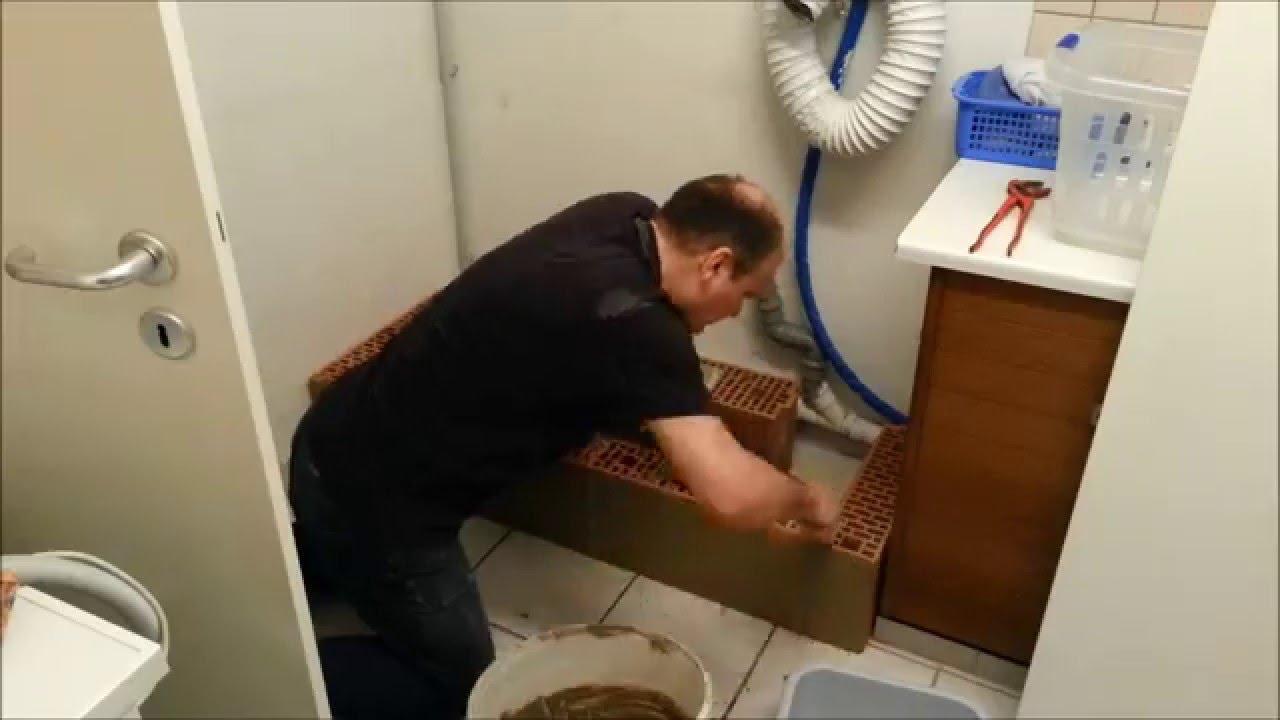 Ein Sockel Podest Fur Eine Waschmaschine Und Einen Trockner Teil1
