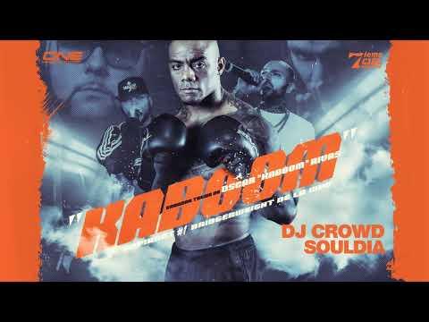 Youtube: Souldia x DJ Crowd – Kaboom // Chanson thème de Oscar«Kaboom» Rivas