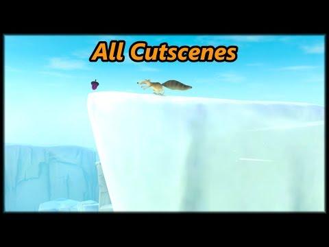 Ice Age Scrat's Nutty Adventure  - All Cutscenes