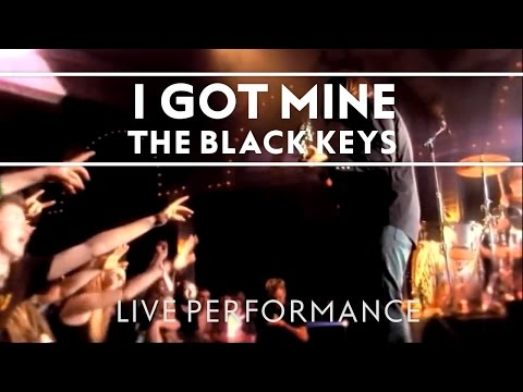 The Black Keys - I Got Mine [Live at the Crystal Ballroom]