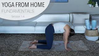 Session 1.4 - Yoga From Home