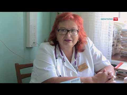 Терапевтическое отделение поликлиники