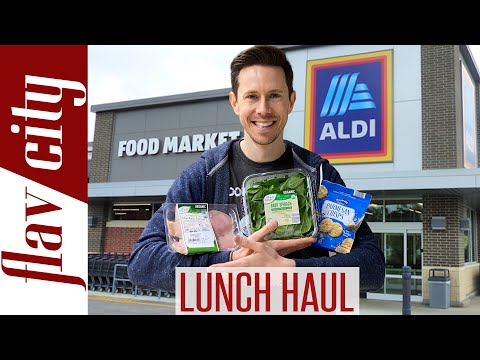 healthy-aldi-grocery-haul---shopping-for-lunch-&-making-recipes!