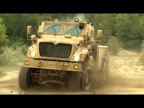 Navistar Defense MRV-2 Highlights