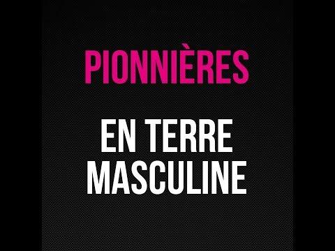PIONNIÈRES EN TERRE MASCULINE : Teaser Les 100 Histoires de Légende du Sport au Féminin
