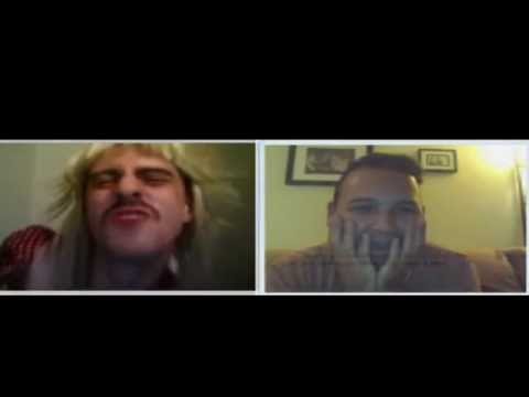 Lip Syncing To Dixie Chicks On Gay Chatroulette Nsfw