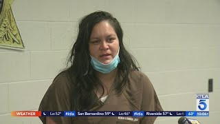 Reseda mom admits to drowning her 3 children in jailhouse interview in Kern County