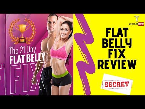 21 Day Flat Belly Fix Review 2019|Don't Buy Before Watching The Video!👍