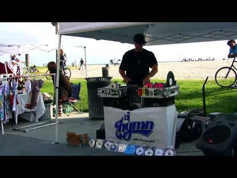Dj Hymn Venice Beach 6-26-10