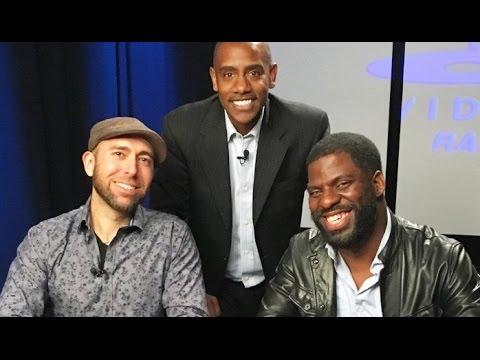 "Rhymefest & Konee Rok Interview on PBS's ""Counterpoint"""