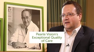 Pearle Vision's Exceptional Quality of Care