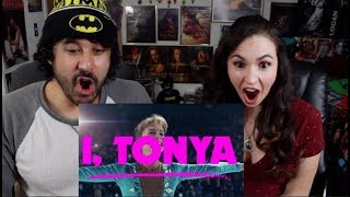 I, TONYA Official TRAILER REACTION & REVIEW!!!